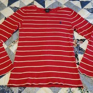 Womens Ralph Lauren Sport Shirt Size Large